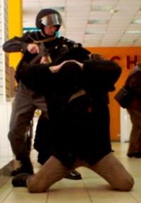 В Яшкино задержаны члены банды, вымогавшие 300 тысяч рублей с местного предпринимателя