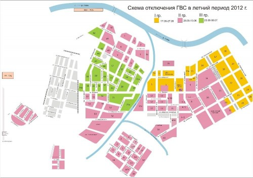 28 мая в Кемерове стартует второй этап планового отключения горячей воды