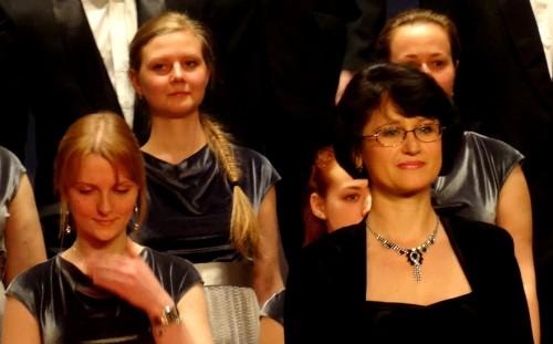 Академический хор КемГУ закрыл 39-й сезон (фото/видео)