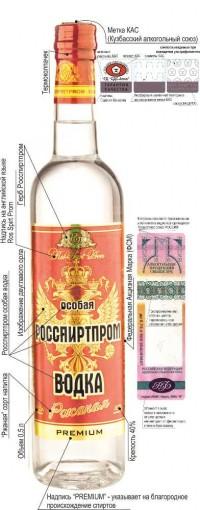 «Росспиртпром»: защита от подделок