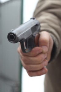 Новокузнецкий полицейский застрелил злоумышленника законно