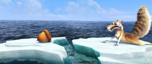 Рецензия на фильм «Ледниковый период: Континентальный дрейф»