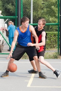 В Кемерове прошел суперфинал первого областного чемпионата по стритболу «Крылья-2012» (ФОТО)
