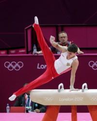 Эксперты связывают ошибки кузбасского гимнаста Игоря Пахоменко исключительно с волнением
