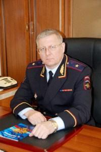 Новый начальник кузбасской полиции получил первую после назначения на пост награду