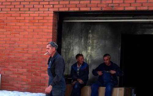 Скрывать косяки строителям помогает жесть