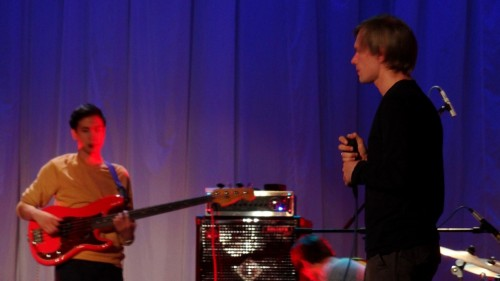 В Кемерове выступила швейцарская группа Plaistow (фото/видео)