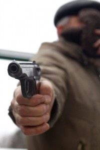 В Новокузнецке в лифте застрелили мужчину