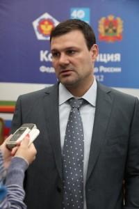 В Кемерово приехали Эцио Гамба и легендарные олимпийцы (ФОТО)
