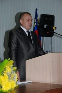 Малышко вступил в должность главы Ижморского района