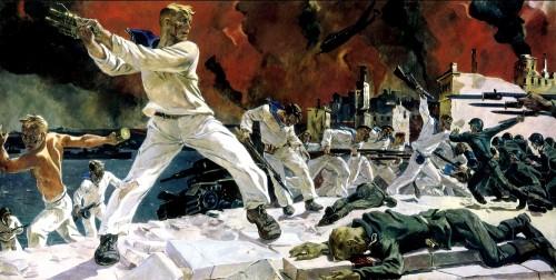 Сегодня День морской пехоты