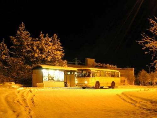 На Камчатке действует временная схема доставки пассажиров в поселок Усть-Хайрюзово В Камчатском крае временная схема...