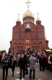 В Рождество кемеровских верующих развезут по домам