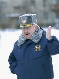 Кузбасские спасатели ждут нового начальника
