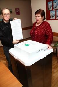 «Электронные урны» кемеровчане опробуют уже в воскресенье (фото/видео)