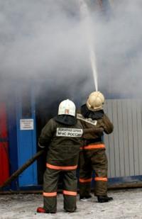 В Кемерове на пожаре погибло трое малолетних детей