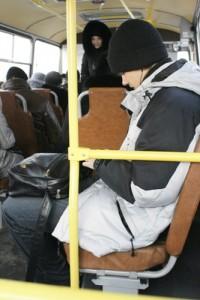 Незаметный пассажир