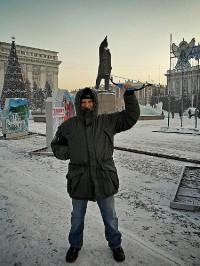 Кемеровский блогер попал