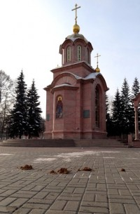 """Кемеровская конная полиция """"наследила"""" прямо перед часовней (фото/видео)"""