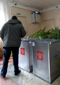 Путин в Кузбассе набрал 77,19% голосов