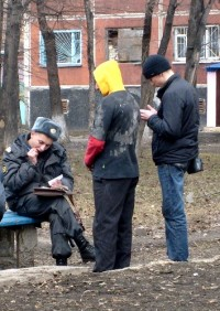 В Новокузнецке подозреваемый, скрываясь от полицейских, сломал себе обе ноги