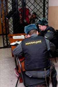 Милиционер-убийца