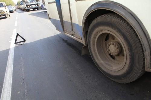 В Кемерове в ДТП попал городской автобус и маршрутка