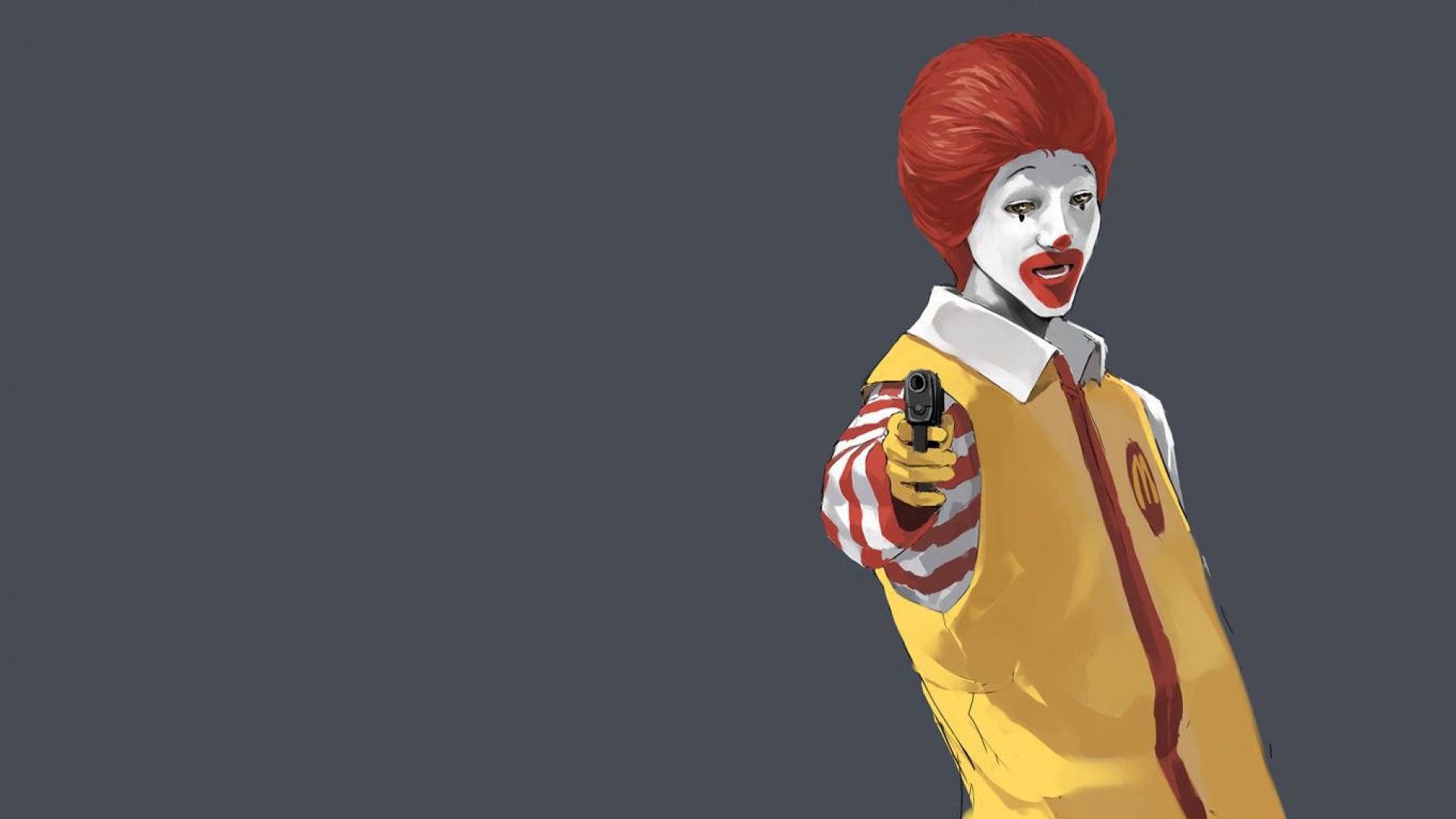 ronald-mcdonald-clowns-guns-44575-1920x1080