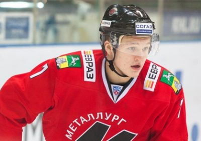 Новокузнечанина признали лучшим бомбардиром молодёжного ЧМ по хоккею в Канаде
