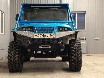 УАЗ из Новокузнецка вошёл в топ-20 самых необычных автомобилей
