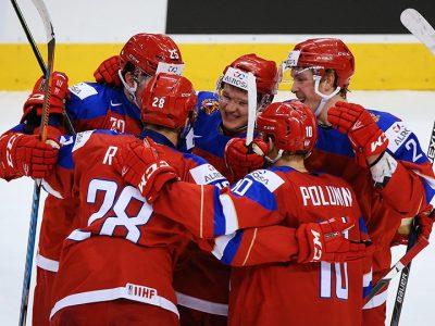 Сборная РФ по хоккею стала бронзовым призёром молодёжного ЧМ