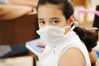 В Кузбассе из-за эпидемии гриппа и ОРВИ закрыли 35 школ