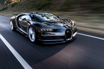 Житель России купил Bugatti за 220 млн рублей