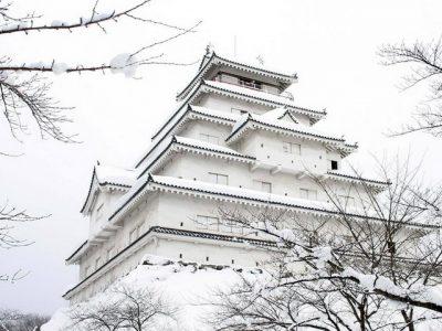 В Японии из-за сильного снегопада погибли семь человек