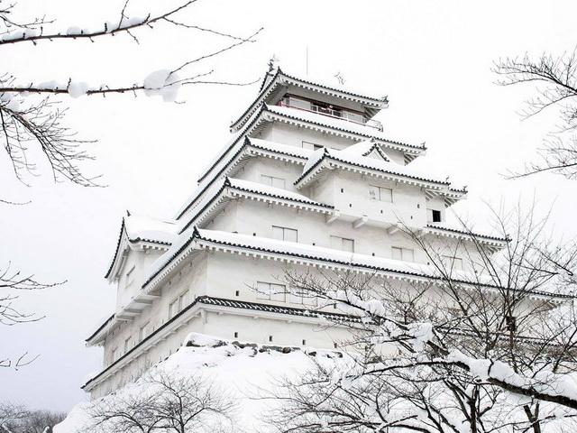 ВЯпонии мощнейший снегопад привел к смерти 7-ми человек