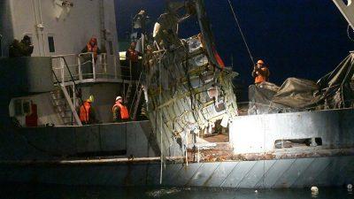 СМИ: эксперты заявили об ошибках экипажа перед падением Ту-154