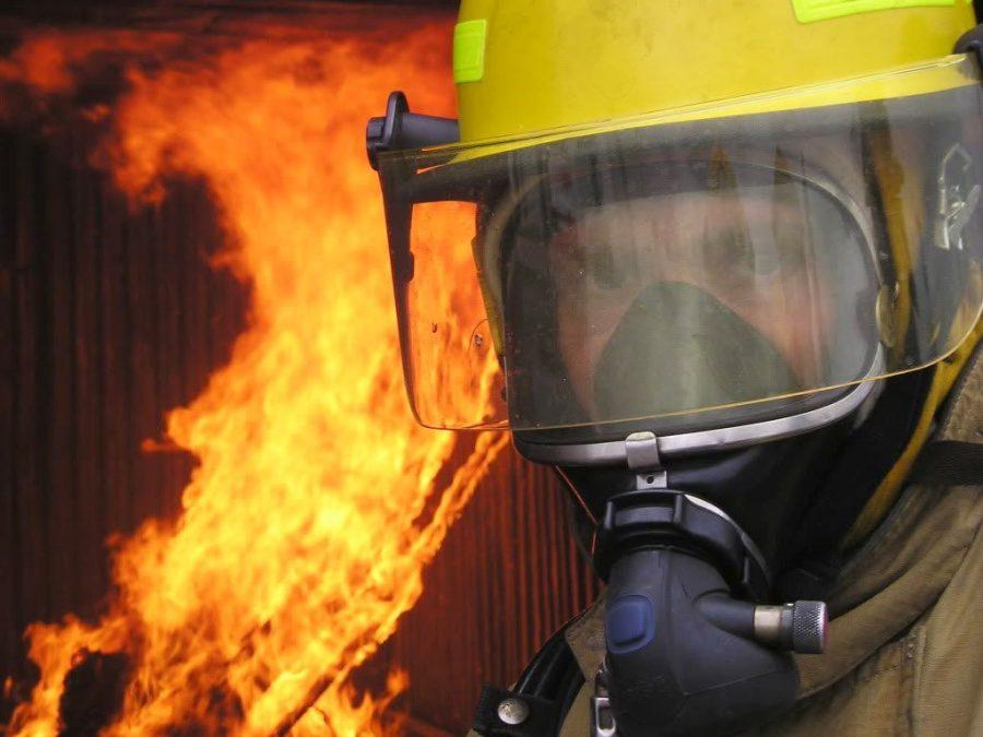 Впроцессе пожара вКемерове умер трагически пенсионер