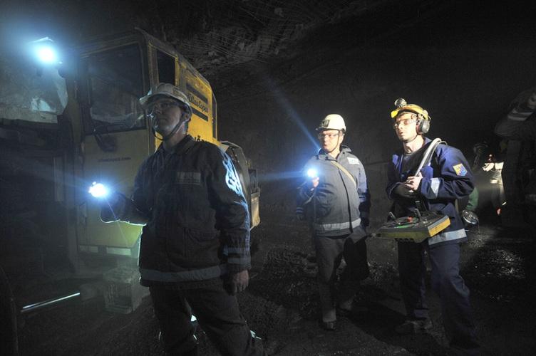 Суд остановил работы научастке шахты «Заречная» из-за нарушений