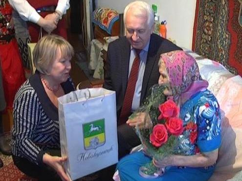 Старейшей жительнице Кузбасса исполнилось 112 лет