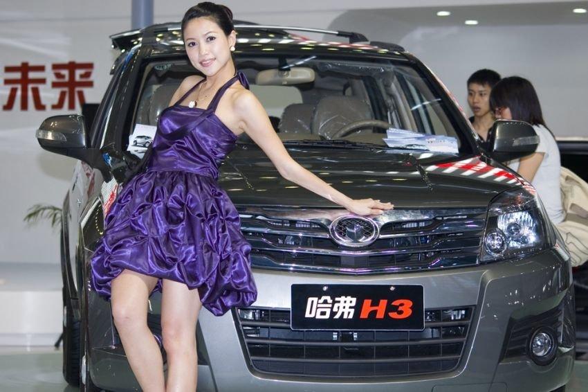 Джипы Hower вскоре появятся на русском рынке автомобилей