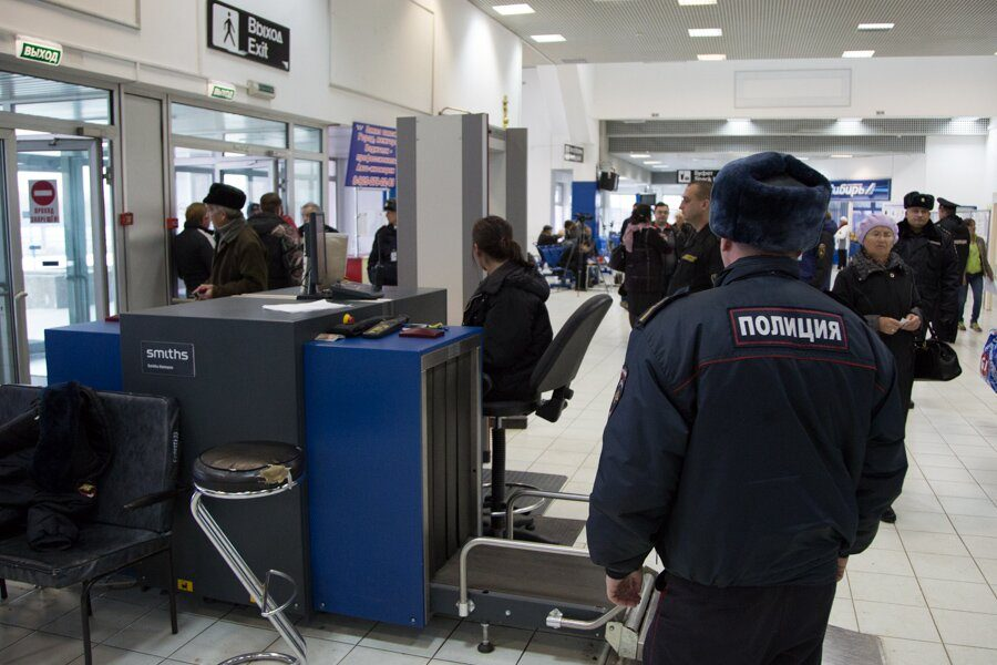 ВКузбассе практически в1,5 раза уменьшилось число интернациональных рейсов
