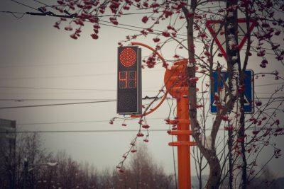 В центре Кемерова на перекрёстке изменят режим работы светофора