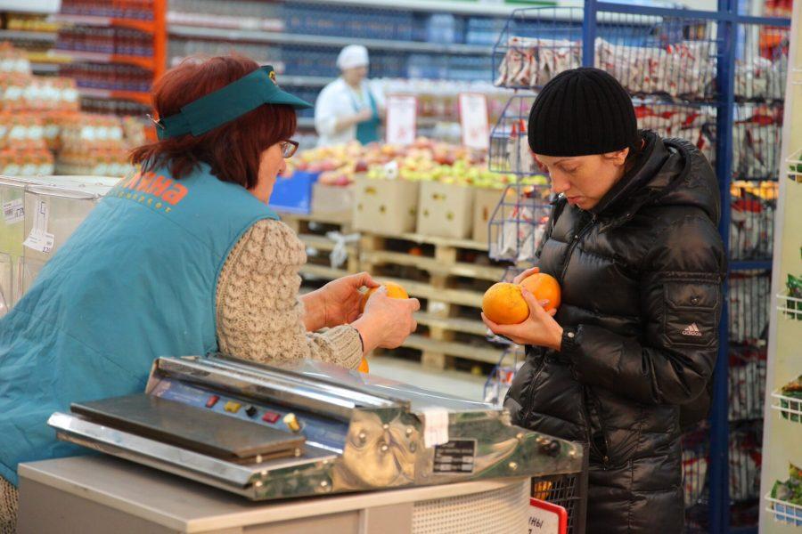 Кузбасс входит втоп-5 регионов, где менее всего подорожали продукты