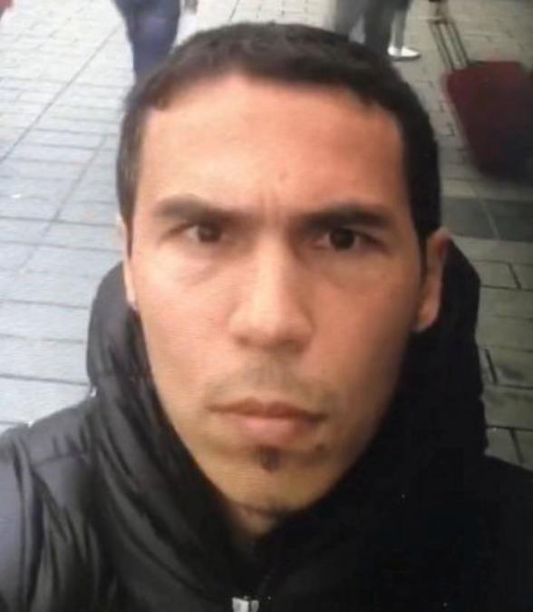 Схвачен подозреваемый всовершении теракта вСтамбуле