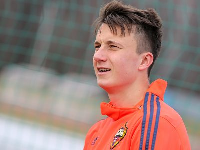 стоимость кузбасского футболиста выросла на полмиллиона евро