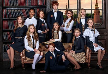 В России разрабатывают стандарт школьной формы Этим занимается Минпромторг