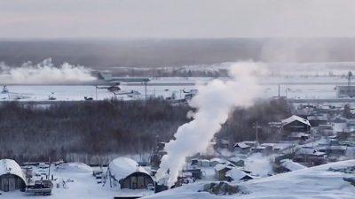 В Якутии экстренно приземлился самолёт с отказавшим двигателем