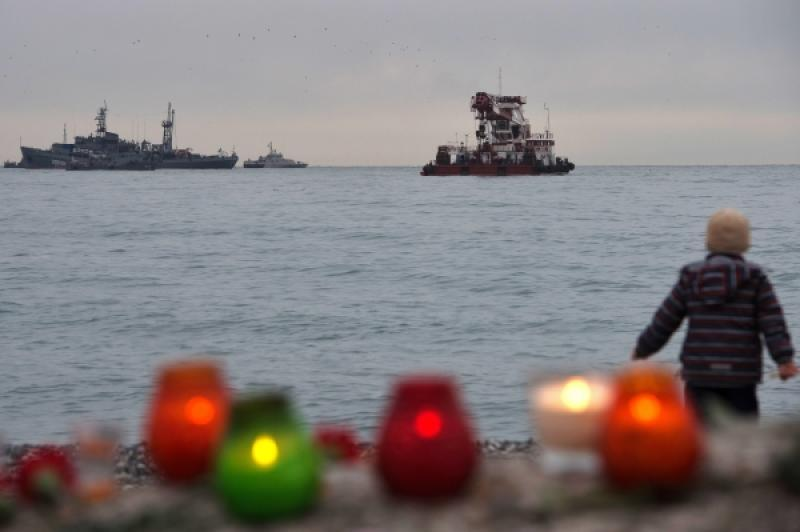 Стала известна причина крушения Ту-154 над темным морем