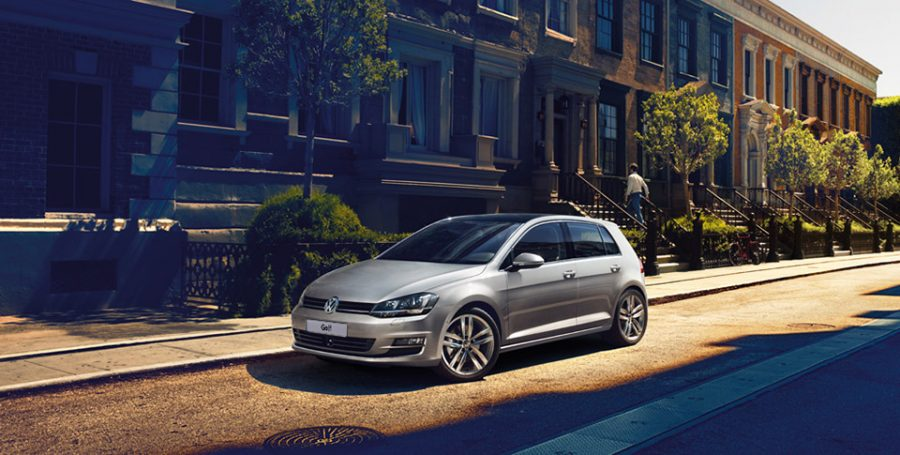 VW Golf— самая продаваемая модель на рынке Европы