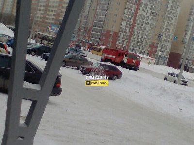 Пенсионерка получила травмы при столкновении двух маршруток в Кемерове